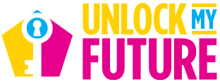 Unlock My Future logo